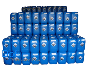 Axit HCL 32 % dùng cho hồ bơi