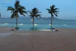 Thi công lắp đặt thiết bị hồ bơi Resort, Khách Sạn