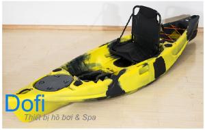 Thuyền kayak chèo Chân