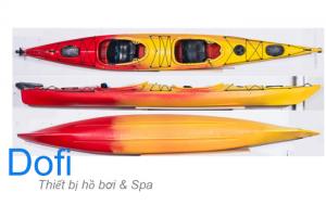 Thuyền kayak hai chỗ ngồi trong DH-GK11