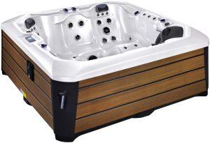 Bồn tắm sục rất hữu ích với sức khỏe