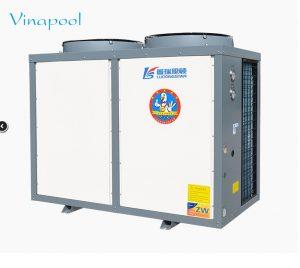 Máy nước nóng bơm nhiệt nước nóng Luckingstar model LWH commercial