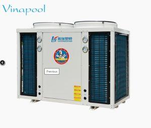 Máy nước nóng bơm nhiệt model commercial LWH- sưởi ấm trực tiếp