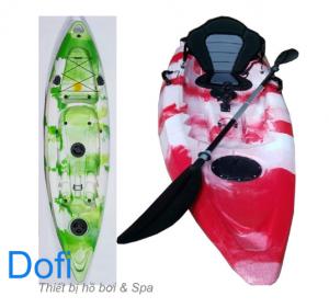 Thuyền kayak một chỗ ngồi