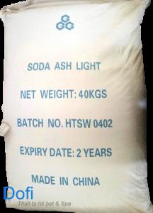 Soda Trung Quốc 50Kg