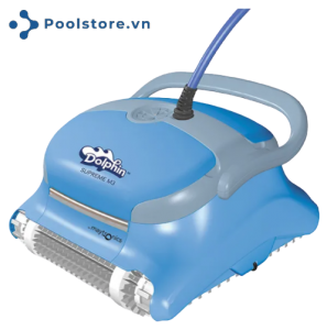 Robot vệ sinh hồ bơi Dolphin Supreme M3 CB