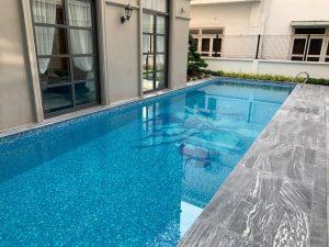 Cung cấp & lắp đặt thiết bị hồ bơi gia đình