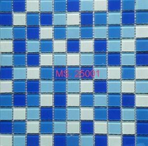Gạch Mosaic Thủy Tinh 25001