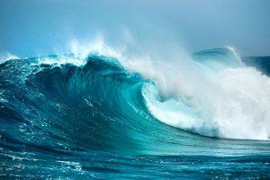 Nước tuy mềm yếu nhưng không có thứ mạnh mẽ nào có thể thắng được.