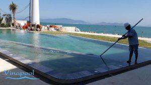 Vinapool cung cấp dịch vụ lắp đặt thiết bị hồ bơi tại Bình Dương