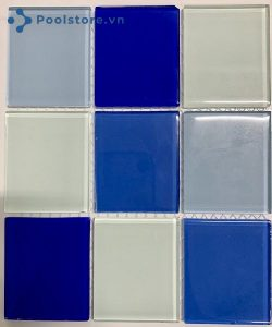 Gạch Mosaic Thủy Tinh 48052