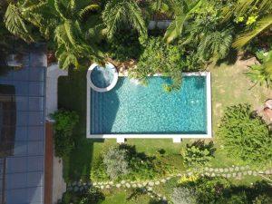 cung cấp gạch mosaic hồ bơi, Đá hồ bơi