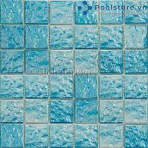 Gạch Mosaic Gốm Men Vân Hoa 48TW303