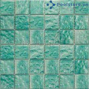 Gạch Mosaic Gốm Men Vân Hoa 48TW402