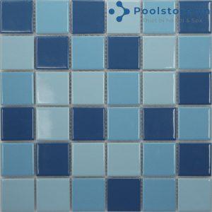 Gạch Mosaic Gốm Men Trơn M48TN336