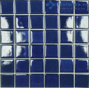 Gạch Mosaic Ceramic Men Trơn 48TG317