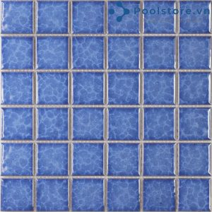 Gạch Mosaic Ceramic Men Rạn 48TG334