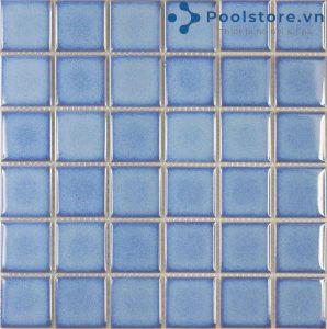 Gạch Mosaic Ceramic Men Trơn 48TG341