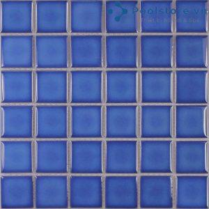 Gạch Mosaic Ceramic Men Trơn 48TG343