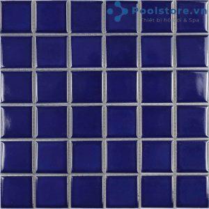 Gạch Mosaic Ceramic Men Trơn 48TG348