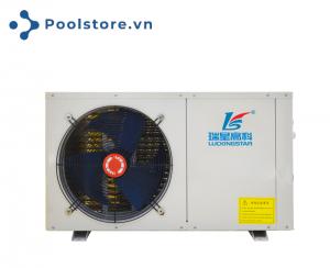Máy bơm nhiệt nước nóng hồ bơi Spa Luckingstar LWH-..SP