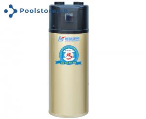 Máy nước nóng bơm nhiệt Luckingstar modelE (bình ss hoặc bể men)