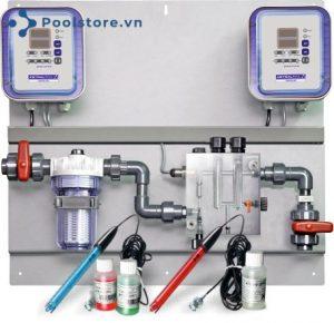 Bảng điều khiển châm hóa chất Astralpool 60359