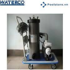 Máy vệ sinh di động hồ bơi Waterco