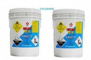 Hóa chất hồ bơi Chlorin 70 % Niclon
