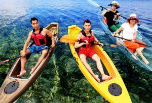 Cung cấp các loại Thuyền chèo Kayak