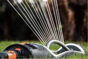 Béc điều chỉnh phun nước dao động bằng nhựa - Oscillating