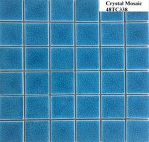 Gạch Mosaic Ceramic gốm Men rạng M48TC338